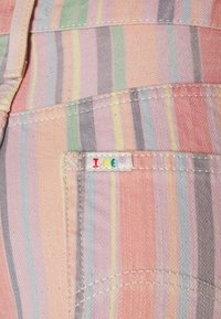 Lee - WIDE LEG - Relaxed fit jeans - rainbow stripe - 2