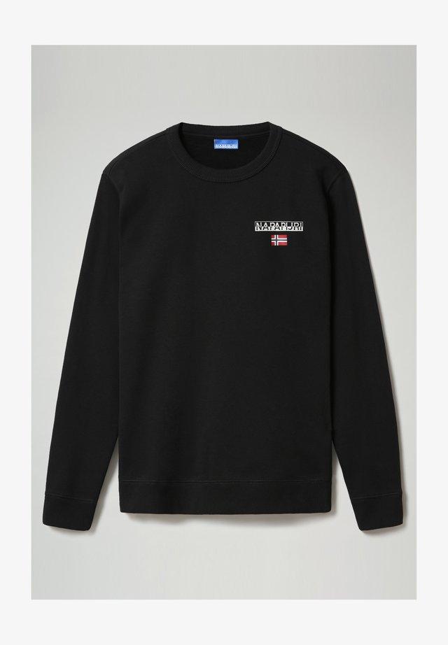 Sweatshirt - black 041