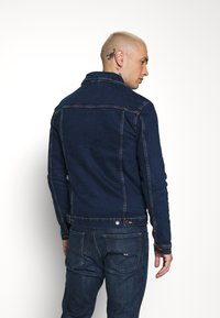 Denim Project - KASH JACKET - Džínová bunda - dark blue - 2