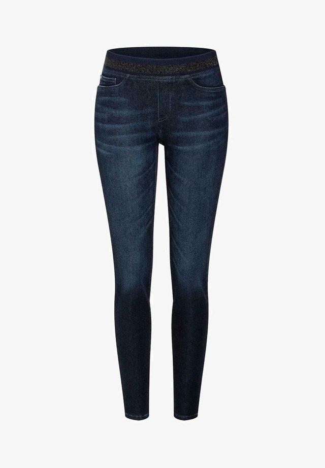 PHILIA - Slim fit jeans - dark blue