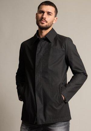 CIBRODY - Short coat - schwarz