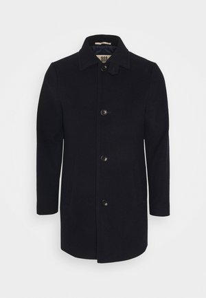 KLAKSVIG COAT - Short coat - dress blue