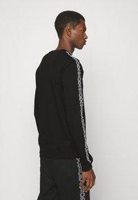 HUGO - DOBY - Long sleeved top - black - 2