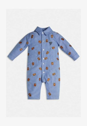 STICKEREI - Jumpsuit - blue
