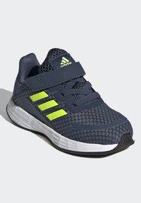 adidas Performance - DURAMO SL SHOES - Sports shoes - crew navy/solar yellow/halo silver - 2