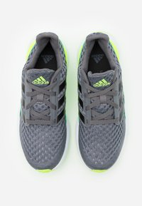 adidas Performance - RAPIDA ACTIVE CLOUDFOAM RUNNING SHOES - Neutral running shoes - grey four/clear black/signal green - 5