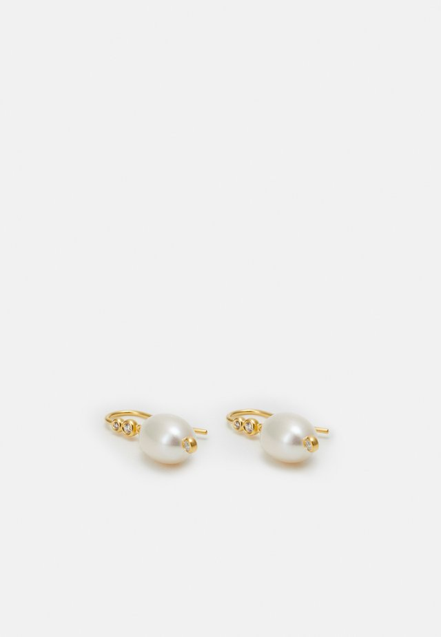 EARRINGS - Orecchini - white
