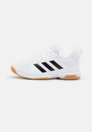 LIGRA 7 - Volejbalové boty - footwear white/core black