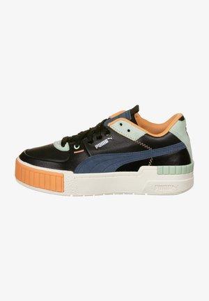 CALI SPORT MIX - Sneakers laag - black
