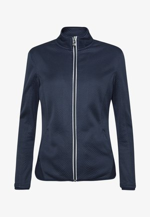 JACKET JANA - Fleecová bunda - eclipse blue