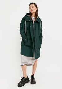 Finn Flare - Waterproof jacket - dark green - 1