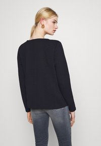 ONLY - ONLCABLE SHORT CARDIGAN  - Cardigan - night sky - 2
