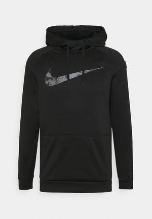 Sweatshirt - black/smoke grey