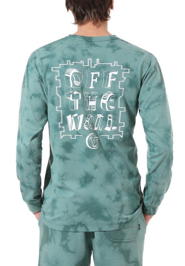 MN TIE DYE LS - Long sleeved top - jasper/tie dye