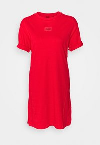 HUGO - NEYLETE REDLABEL - Jersey dress - open pink - 5