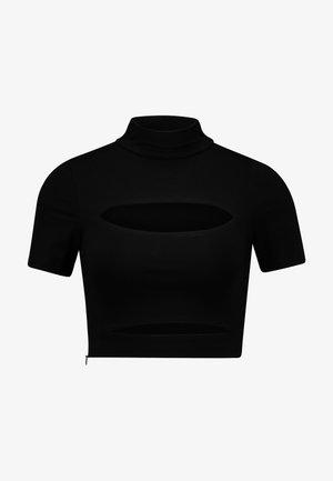 BECCA - Print T-shirt - black