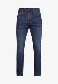 camel active - Straight leg jeans - blue denim - 4