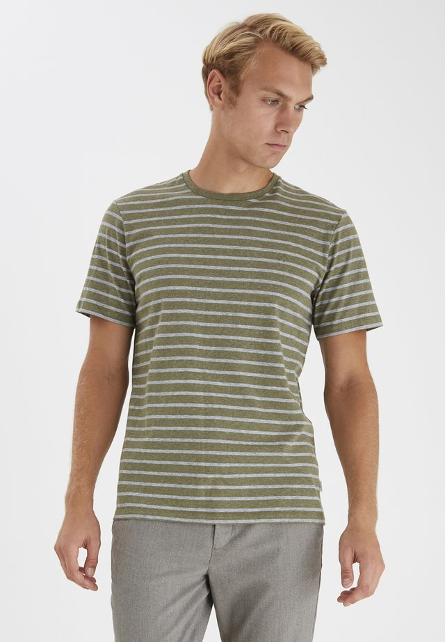 T-shirt imprimé - scarab melange