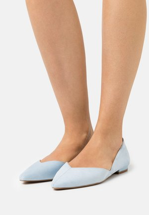 Ballerinat - light blue