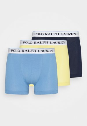 CLASSIC TRUNK 3 PACK - Pants - navy/sky blue/yellow