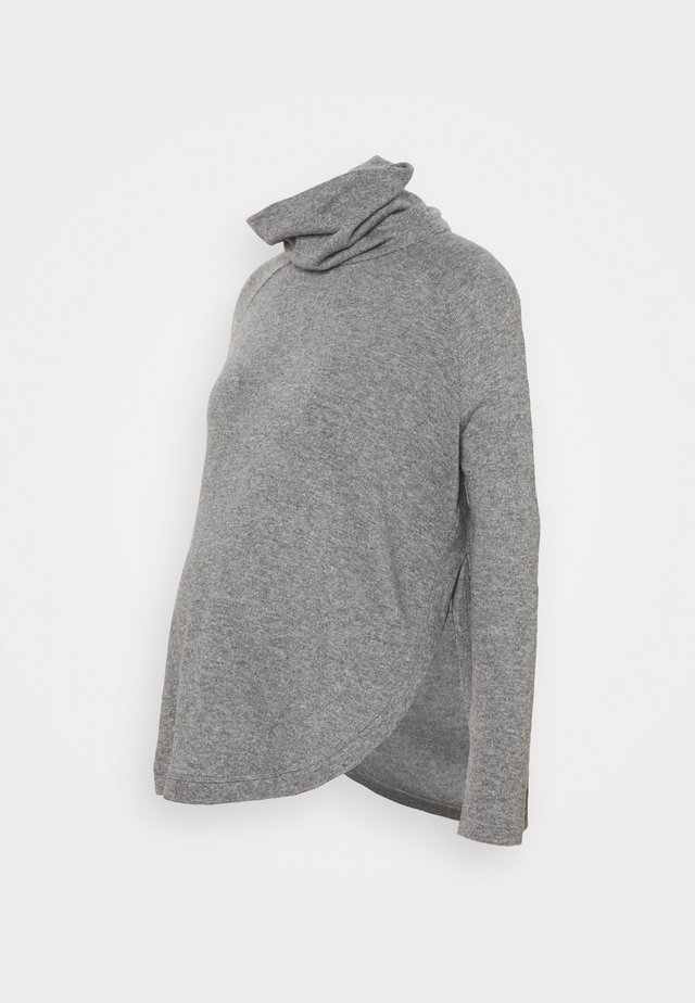 ROTONDA - Pullover - grey