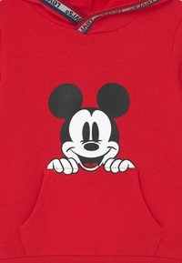 Levi's® - MICKEY MOUSE POCKET HOODIE UNISEX - Hoodie - super red - 2
