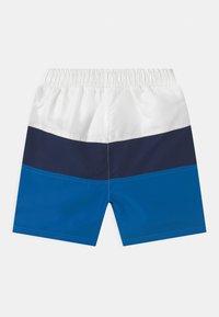 Fila - NICOLO  - Swimming shorts - skydiver/black iris/bright white - 1