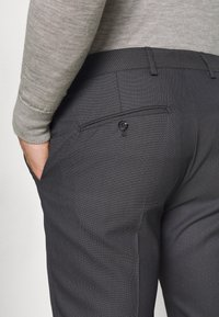 Selected Homme - SLHSLIM-MYLOLOGAN  - Anzug - dark grey - 10
