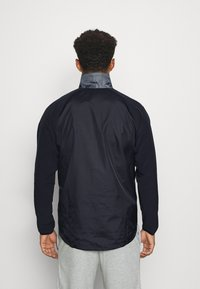 Under Armour - ZIP JACKET - Træningsjakker - black - 2
