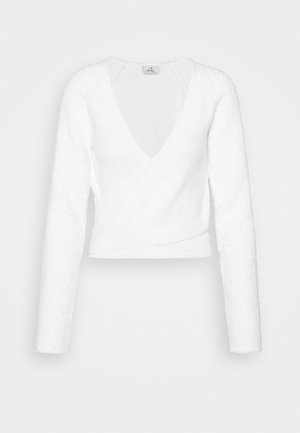 COMBINED - Jumper - milk white