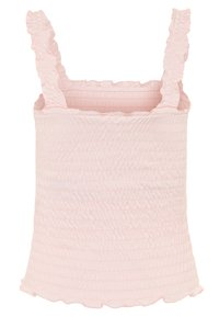 Abercrombie & Fitch - BARE SMOCK  - Top - pink - 1