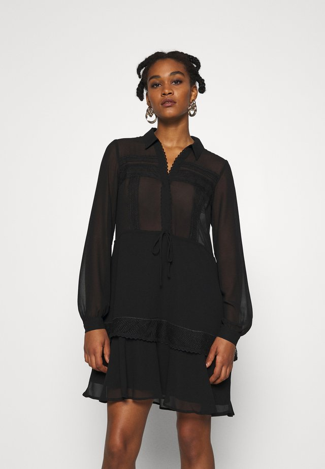 FIEN DRESS - Vestito estivo - black