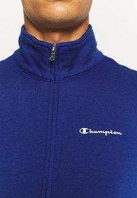 Champion - FULL ZIP SUIT - Tracksuit - blue - 5