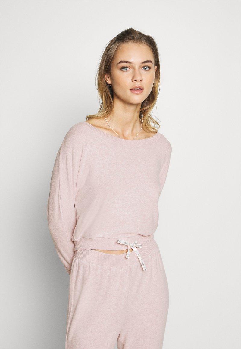 DORINA - CLOUD - Pyjama top - pink