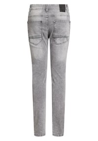 WE Fashion - JEANS REGULAR FIT - Jeans Skinny Fit - grey - 4