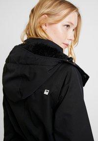 Danefæ København - BORNHOLM RAINCOAT - Waterproof jacket - black - 4