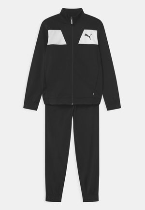 POLY SET UNISEX - Chándal - puma black