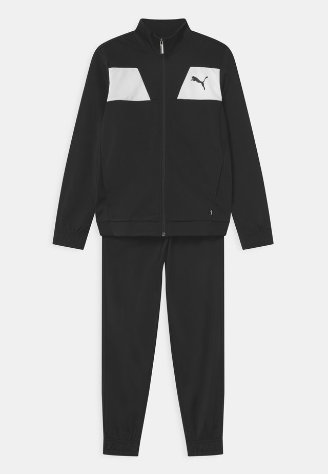 POLY SET UNISEX - Survêtement - puma black