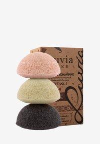 Luvia Cosmetics - KONJAC SPONGE SET VOL.1 - Skincare tool - - - 1