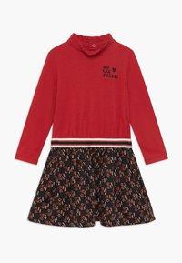 Catimini - ROBE - Jersey dress - rouge - 0
