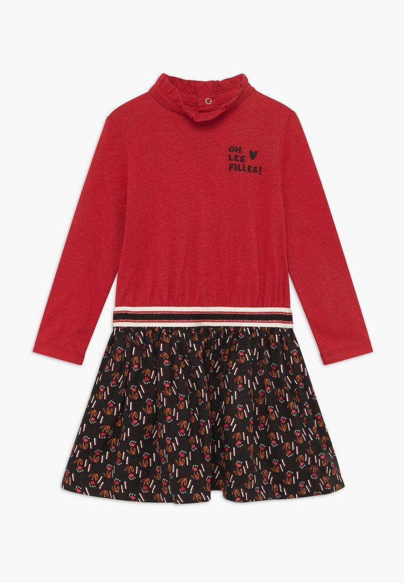 Catimini - ROBE - Jersey dress - rouge