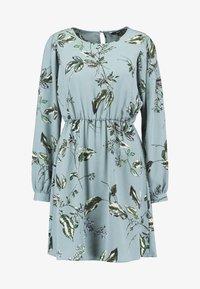 Vero Moda - VMSUS SHORT DRESS - Kjole - slate - 4