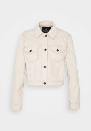 JACKET  - Lehká bunda - cream