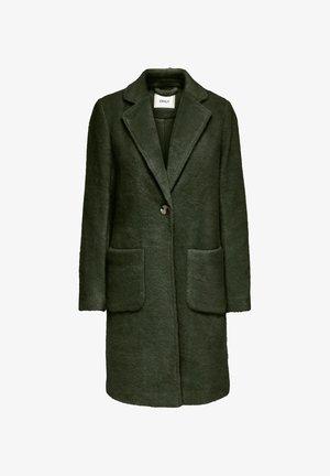 ONLCLAIRE COAT - Klassischer Mantel - rosin