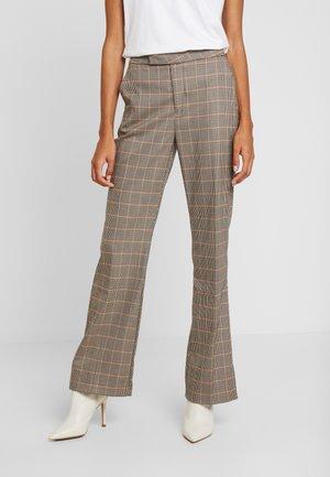 GEORGIA FLARE PANT - Pantalon classique - multi-coloured