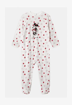 MINNIE - Sleep suit - brilliant white