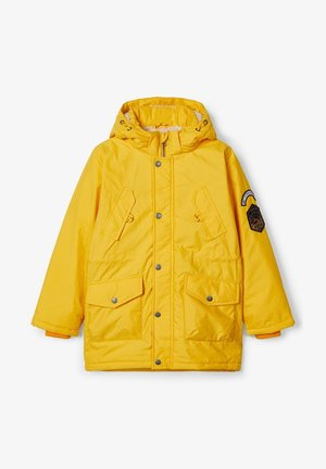 NKMMACK PARKA JACKET NOOS - Winter coat - golden rod