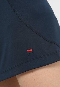 Fila - SKORT SHIVA - Sportovní sukně - blue - 5