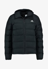 HELIONIC DOWN JACKET - Winter jacket - black