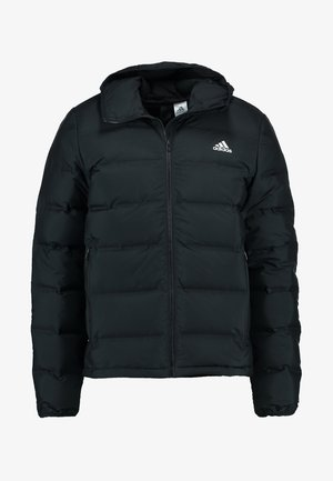 HELIONIC DOWN JACKET - Vinterjakker - black